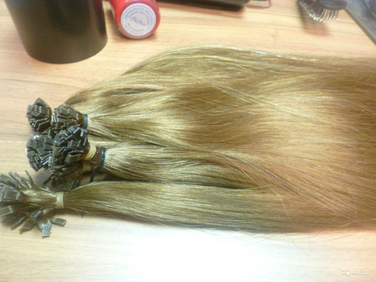 Трессовый метод наращивания волос