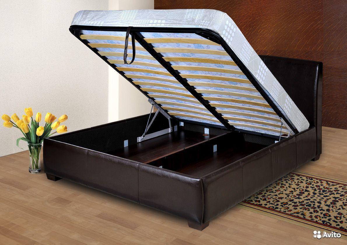 Как сделать кровать с подъемным механизмом своими