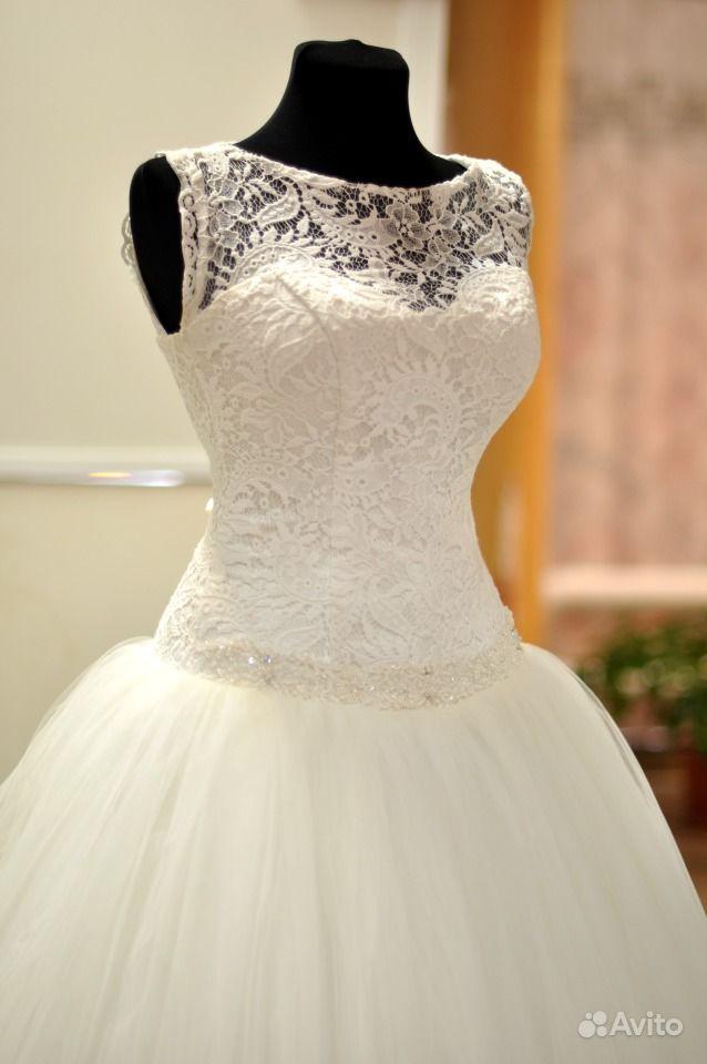 Платье свадебное омск