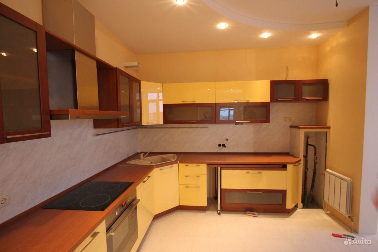 Ремонт кухни комнаты фото