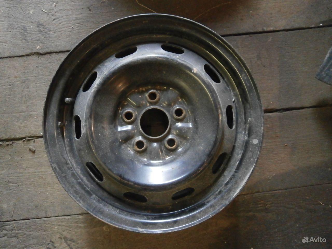 Стальные диски для форд транзит 6 фотография