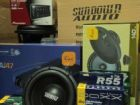 Sundown audio e10v2+ kicx KAP 47+ kicx STQ 6.2