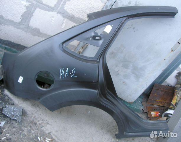 Заднее правое крыло, Ford Focus 1, седан купить в