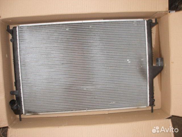 радиатор охлаждения двигателя nissan qashqai
