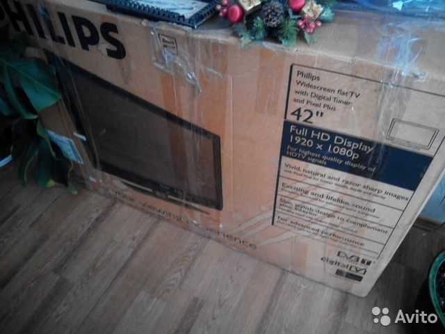 "Philips 42"" PFL7682D/12"
