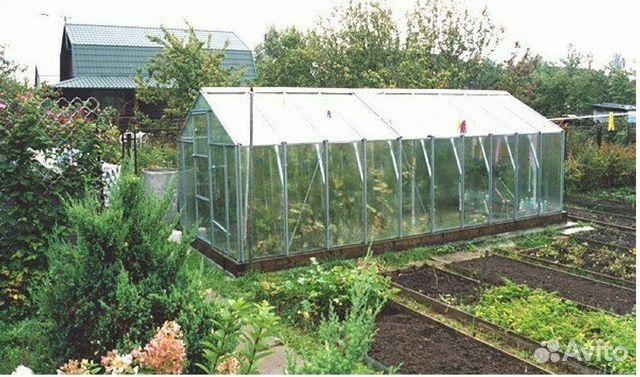 Сад огород парники своими руками