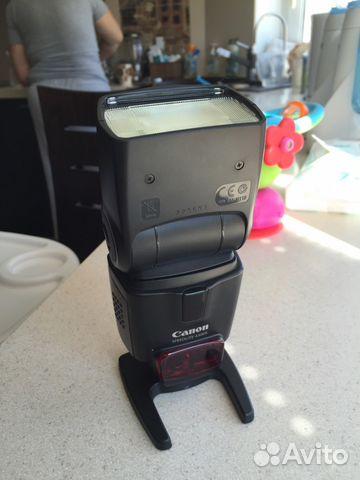 Купить Canon Speedlite 43 EX II: цена фотовспышки