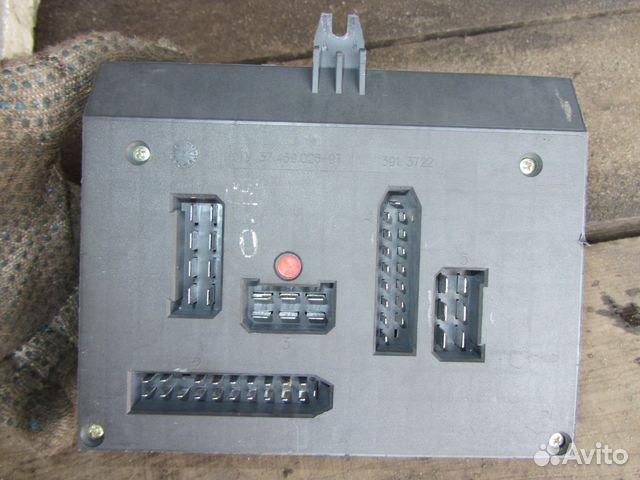 Блок предохранителей ВАЗ 2110,