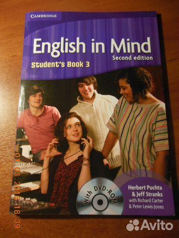 English in Mind 3 Workbook