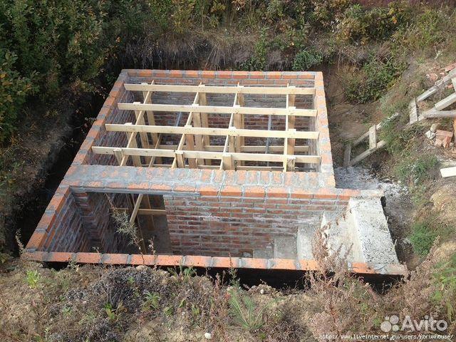 Строительство погреба в гараже своими руками видео