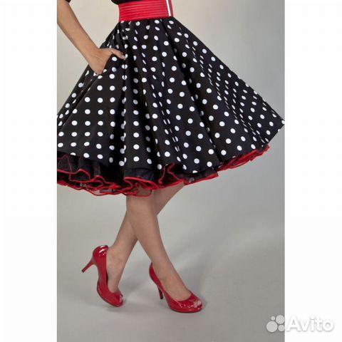Как сшить юбку в стиле стиляги своими руками