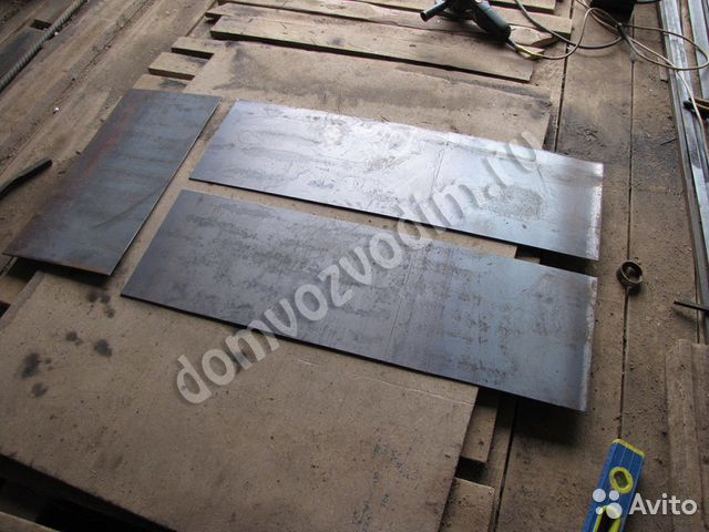 Как сделать металлический лист