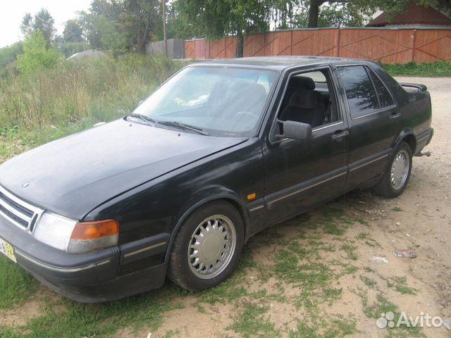 Щёлкните для просмотра следующей фотографии.  Saab 9000, 1989.