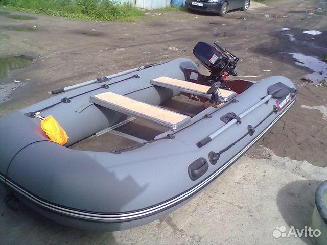 лодки пвх б у и мотор в нижнем новгороде