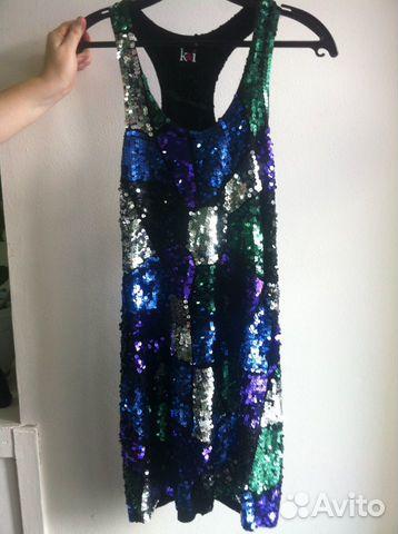 продаю в Москва - Вечернее красивое платье в разделе Одежда, обувь, аксессуары бесплатной доски объявлений сайта