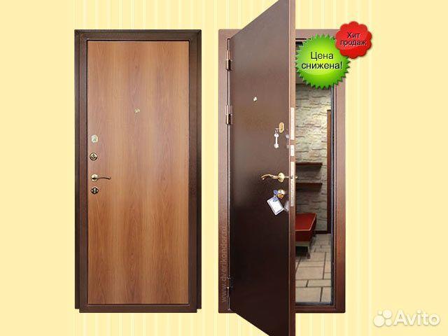 металлические двери мдф в люблино