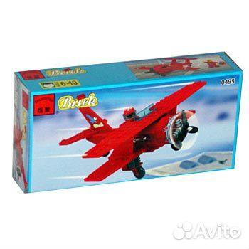 Лего Самолет Инструкция