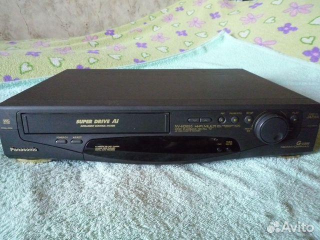 Panasonic NV-HD 655 HI-FI