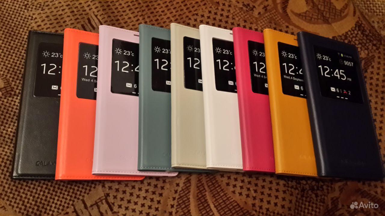 Чехлы S View Cover Samsung galaxy Note 3 купить в Республике ...