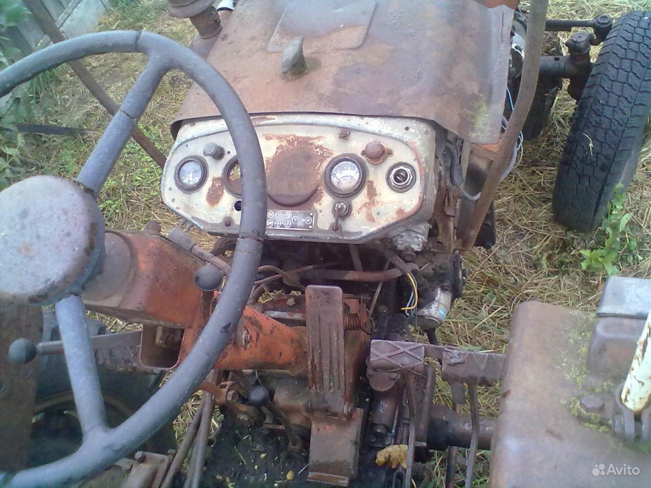 121 объявление - Продажа б/у тракторов с пробегом, купить.