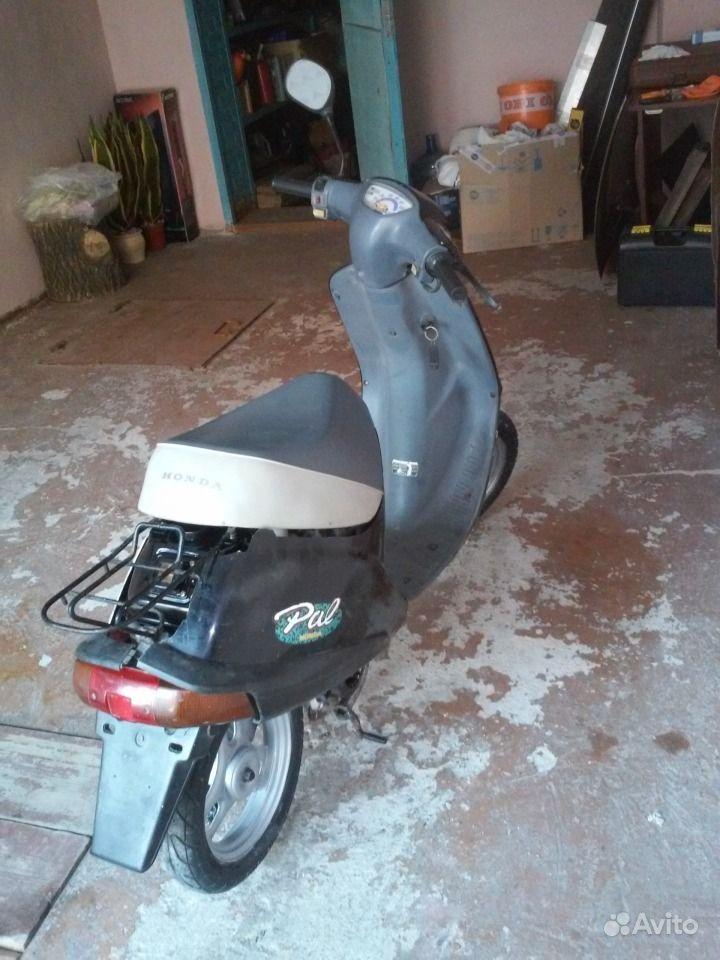 не заводится скутер honda pal