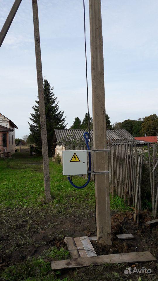 Электрик. Подключение электричества к дому 15 кВт купить на Вуёк.ру - фотография № 10