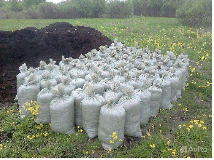 Навоз коровий в мешках.+доставка купить на Зозу.ру - фотография № 2