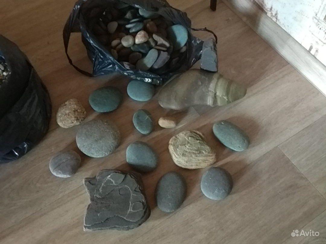 Камни и грунт для аквариума. около 40 кг купить на Зозу.ру - фотография № 1