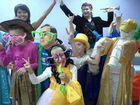 Детский праздник в стиле фабрика звёзд аниматоры на дом Театральная аллея