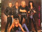 Accept Eat The Heat 1989 пластинка