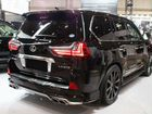 Обвес Double Eight Lexus LX 2015+