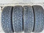 215 50/17 Hankook Winter ixPike RS W419 шипы