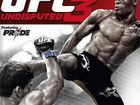 Игра UFC Undisputed 3 xbox 360 Game Маагазин