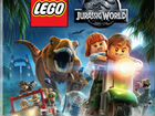 PS4 lego Jurassic World обмен
