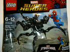 Lego 30448 spider-MAN VS. THE venom symbiote