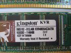 Kingston PC3200 DDR400 256MBx2