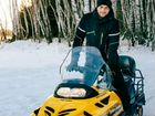 Ski-doo scandic 600wt 2006