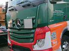 Mercedes-Benz Actros 1846 2017 MP4 объявление продам