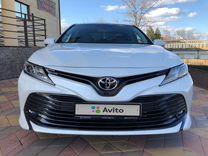 Toyota Camry, 2020, с пробегом, цена 2 100 000 руб.