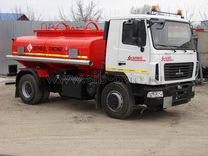 Бензовоз Топливозаправщик атз-8 маз 5340