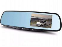 Видеорегистратор в зеркале заднего вида Vehicle Bl