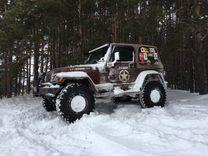 Jeep Wrangler, 2002 г., Тула