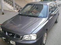 Hyundai Accent, 2001 г., Краснодар