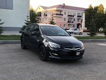 Opel Astra, 2013 г., Уфа