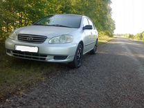 Toyota Corolla, 2002 г., Воронеж