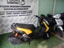 Скутер Yamaha BWS 125 — Мотоциклы и мототехника в Москве