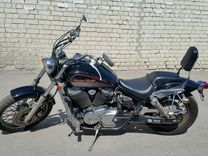 Honda Shadow 750 Slasher