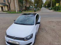 Volkswagen Polo, 2013 г., Москва
