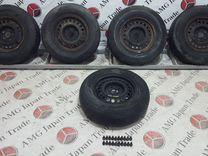 Комплект дисков на Mercedes W123 W116