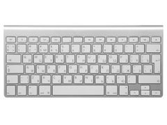 Клавиатура Apple Wireless Keyboard MC184RS/A oem A